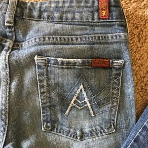 7 for all mankind original jeans